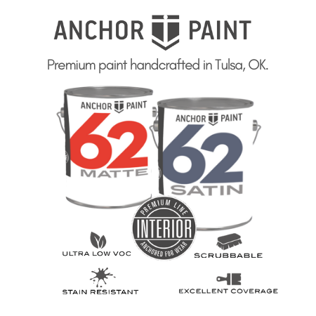 Anchor 62 Premium Interior Paint