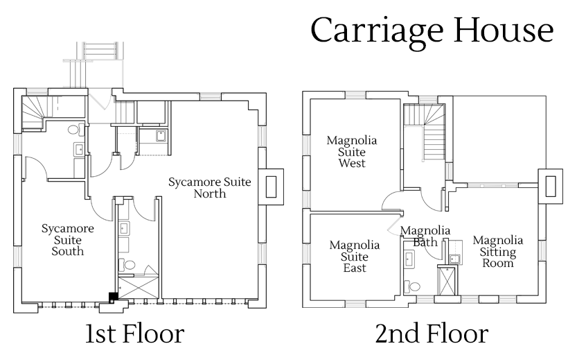 Harwelden Carriage House