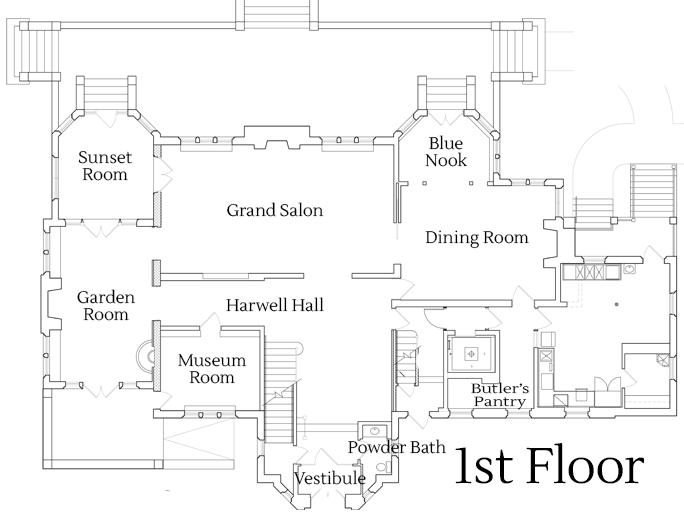 Harwelden 1st Floor